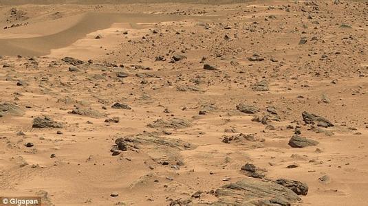 火星发现美国战机图,移民火星后人类的变化