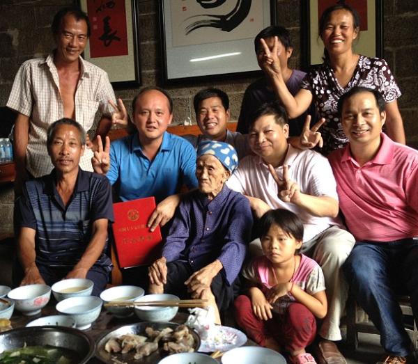中国长寿老人160岁,百岁老人十大长寿偏方特点,256岁长寿中国老人