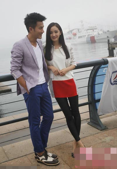 刘恺威杨幂结婚照片,杨幂刘恺威豪宅内景照在哪里