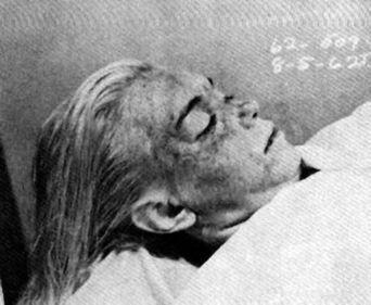 玛丽莲梦露最丑图片,玛丽莲梦露之死真相生前罕见写真曝光情人照