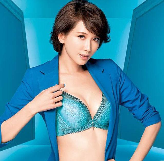 林志玲前男友有哪些? 林志玲的初恋到底是谁代言内衣照片欣赏