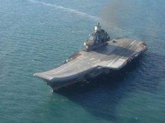中国海军最大航母多长,中国海军20万吨航母图,最大的航母有多长