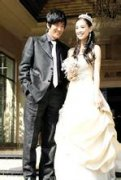 杨子和黄圣依产下一子,杨子上没上过黄圣依,杨子老婆是真正白富美