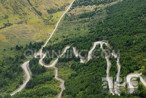 死亡高速魔鬼路段视频,中国十大魔鬼路段蜿蜒程度能上吉尼斯了