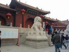 赵县柏林禅寺发生的事灵验吗,赵县柏林禅寺开放时间烧香步骤规程