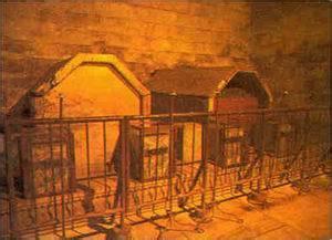 不敢公开的考古新发现,皇帝古墓考古图2015