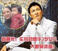 刘德华老婆有几个儿子,刘德华老婆朱丽倩近况,刘德华女儿首曝光