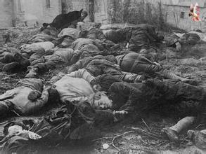 二战日军暴行真实图,德国纳粹二战暴行吃妇女肉,二战德军性暴行图