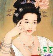 杨贵妃容貌复原死亡图,杨贵妃的荔枝来自哪里,历史上杨贵妃真实照