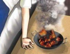 烧炭自杀的死亡过程,烧炭自杀多少时间死亡,香港美女主播烧炭自杀
