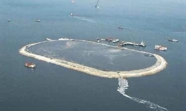 南沙岛礁建设最新进展,南沙岛礁填海造陆最新图片和数据