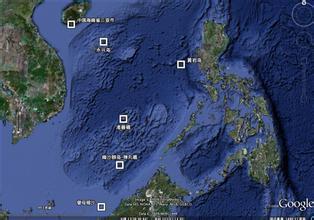 南沙岛礁建设最新进展,南沙岛礁填海造陆最新图片和数据 3