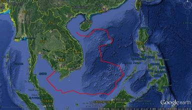 南海9个岛礁同时升起五星红旗,南海岛礁实际控制图扩建最新进展(2)