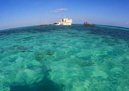 越南到底占了多少南海岛礁?中国南海岛礁被占地图(3)