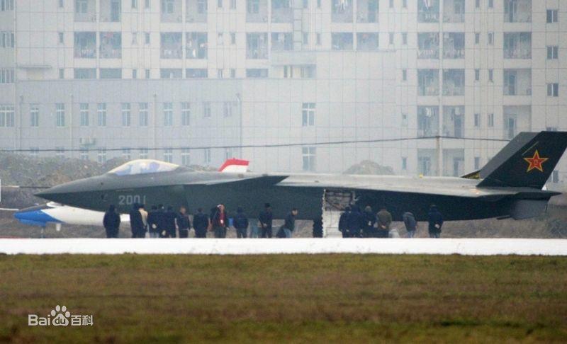 中国现有多少架歼20战斗机(2)