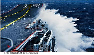 中国航母辽宁舰简介内部图,揭秘辽宁舰建造内情