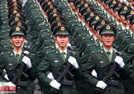 外国人怎么评论中国阅兵式,外国网友友评9.3阅兵
