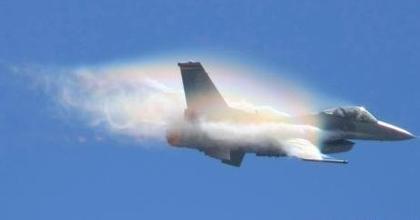 超音速飞机的飞行速度