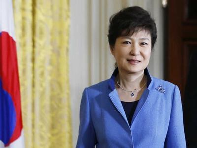 韩国总统正面素颜照