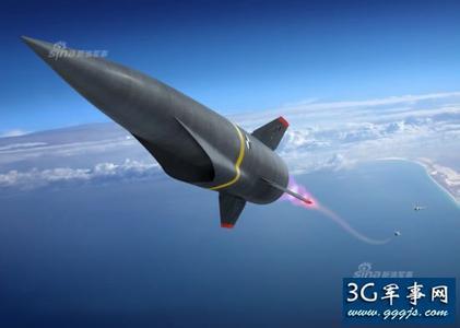 中国超音速导弹是多少多快(2)