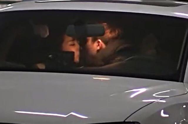 杨紫与富二代男有车内缠绵怎么回事? 杨紫变脸前后照片对比