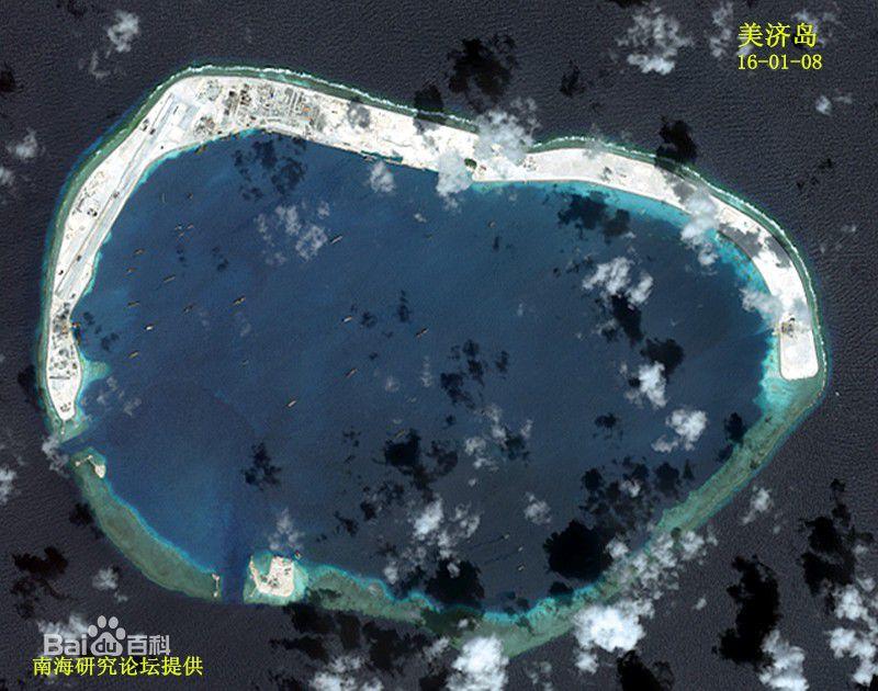 美济礁建设机场跑道,美济礁建机场投资多大(2)