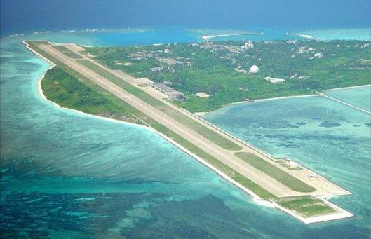 赤瓜礁的地理位置    赤瓜礁隶属于海南省三沙市,自古以来是中国的