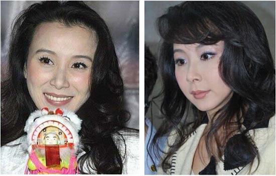 武媚娘萧蔷个人资料年轻时的照片