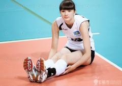 排球美女萨比娜个人资料性感照 萨比娜为什么像中国人加盟日本队