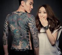王阳明纹身是真的吗图案是什么 王阳明蔡诗芸八年前为什么分手