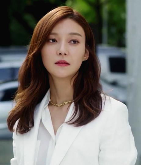 韩国女演员车艺莲在最新韩剧《对我而言可爱的她