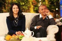 聂远与前妻王惠离婚原因 聂远现任妻子秦子越个人资料家庭背景图