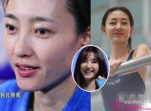 王丽坤演的电视剧整容前后素颜照