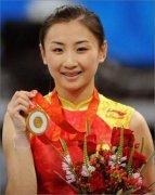 奥运蹦床冠军何雯娜自曝择偶观爱肌肉男 何雯娜陈一冰为什么分手