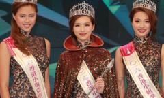 2016港姐冠军冯盈盈承认爆粗说了啥 港姐冯盈盈漂亮妈妈长得像谁