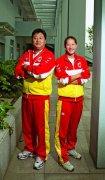 奥运冠军刘子歌和她的教练金炜结婚了 刘子歌金炜合照两人差几岁