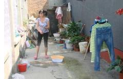 马蓉妹妹生活美照曝光,马蓉妹妹本人清纯洗衣正面照写真图片