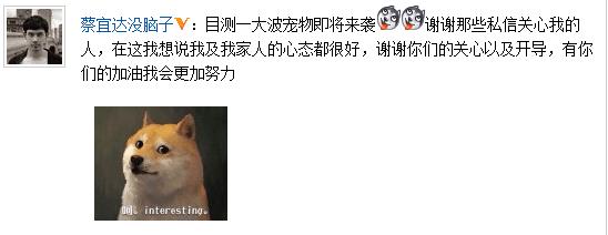 国足输球为何蔡振华儿子遭球迷骂 蔡振华儿子蔡宜达资料是演员吗