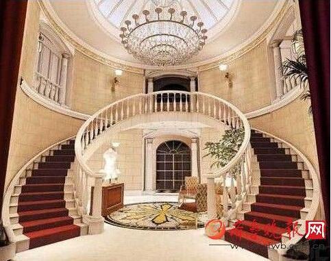 赵薇有多少豪宅分别位于哪里内外景图片,曝赵薇香港北京上海房产
