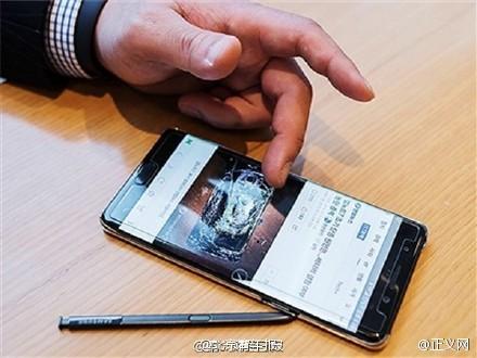 三星S7电池起火又爆炸原因不明,三星用户补偿可半价优惠升级NOTE8
