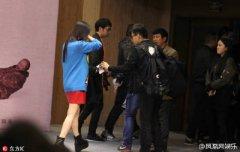 范冰冰被赶下台事件原因内幕揭秘 华中师范回应范冰冰被赶遭打脸