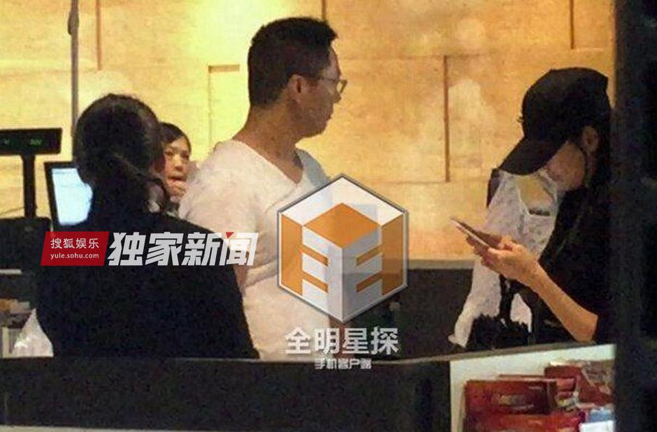 张雨绮小三上位,新老公袁巴元与上海主播葛晓倩前妻女儿照片曝光