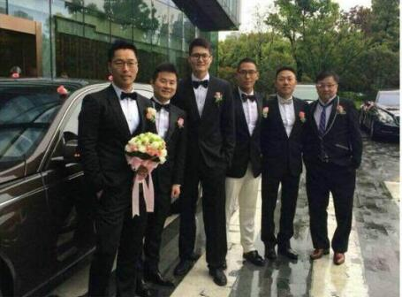 张雨绮老公袁巴元与前妻葛晓倩奉子成婚婚礼现场结婚照图片曝光