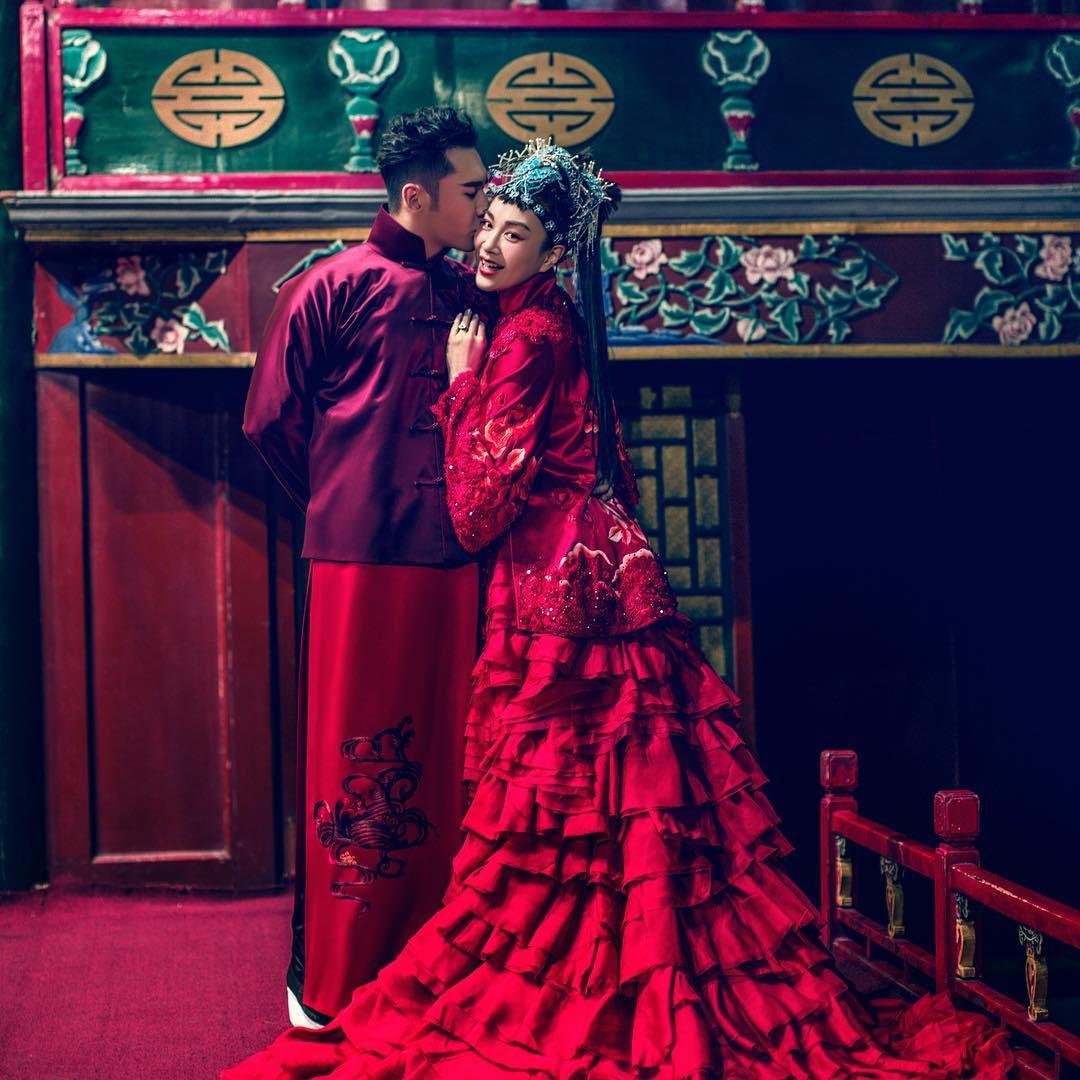 钟丽缇婚礼什么时候举行有哪些嘉宾 张伦硕为何娶钟丽缇man爆回答