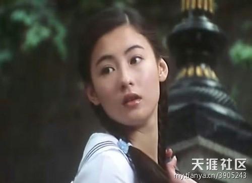 张柏芝年轻时最美图片,张柏芝私人相册真的好漂亮