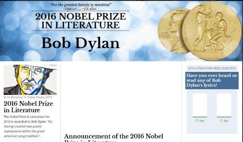 鲍勃迪伦抄袭日本名作真的吗 鲍勃迪伦为什么拒绝领诺贝尔文学奖?
