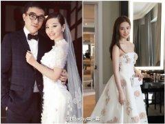 张靓颖结婚刘亦菲伴娘现场照 张靓颖为什么不请妈妈参加婚礼原因