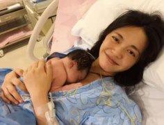 姚晨二胎生了女儿小茉莉照片曝光 姚晨怀孕长胎不长肉的方法揭秘