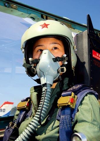 空军女飞行员余旭结婚了吗,牺牲前朋友圈的最后一条信息