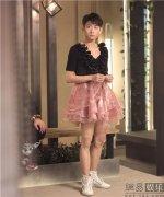 张一山女装照曝光粉色蕾丝裙露腿毛辣眼睛女友是谁密照资料曝光